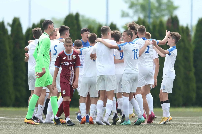 Pobjedom kod Hajduka zaključena sezona za pamćenje