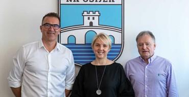 NK Osijek dobio nove članove Uprave i Nadzornog odbora