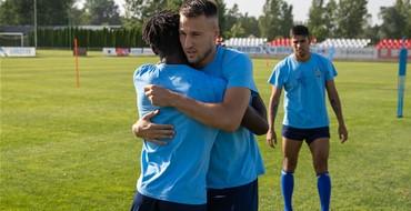 Vuković se oprostio od suigrača