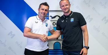 Danijel Jumić novi voditelj Škole nogometa NK Osijek
