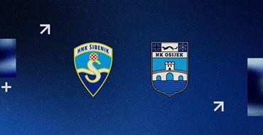 Liveblog: Šibenik - Osijek
