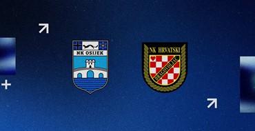 Liveblog: Osijek - Hrvatski dragovoljac