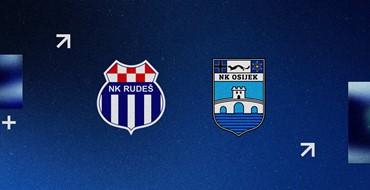 Liveblog: Rudeš - Osijek